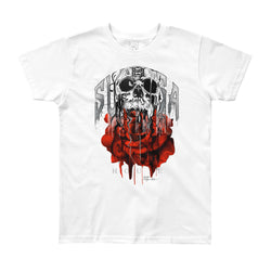 Youth Skull Rose Shirt (More Colors Available)