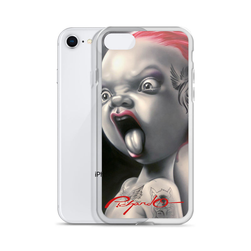 Baby Swagg Girl iPhone Case
