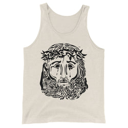 Pichardo Tank Jesus Face (More Colors Available)
