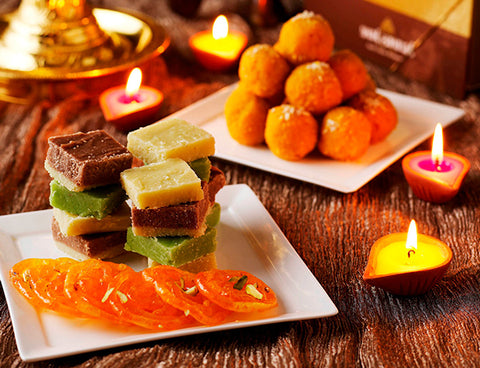Diwali Sweets and Gifts
