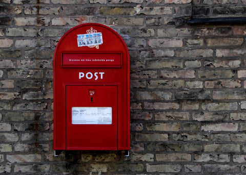 Time out! Letter Box