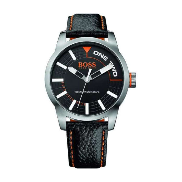 Boss Men's Quartz Watch TOKYO 1513214 with Leather Strap