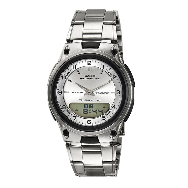 Chronograph Sports Watch  For men | Casio AW80D-7AVDF - www.hirawatch.com - 1