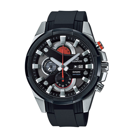 Casio men's  Chronograph Watch | Edifice EFR-540-1AV - www.hirawatch.com - 1