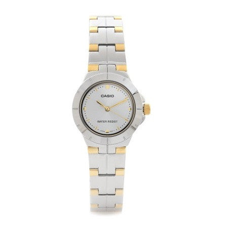Analog Steel Watch for women  | Casio Enticer LTP-1242SG-7CDF - www.hirawatch.com - 1
