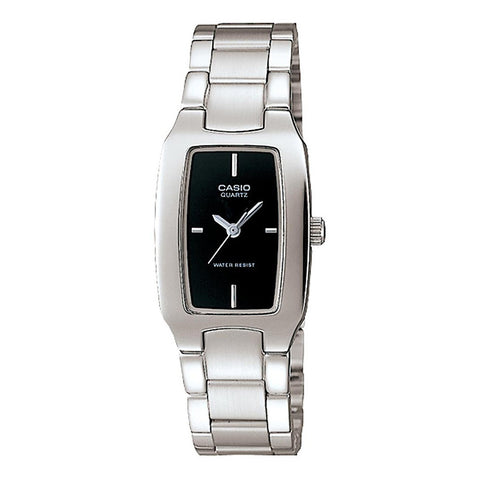 Casio Enticer LTP1165A-1C2D Analog Steel Watch - www.hirawatch.com - 1