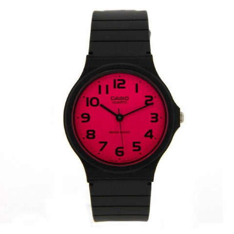 Casio MQ24CC-4B3CF Analog Resin Watch - www.hirawatch.com - 1