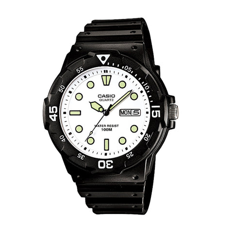 Casio Enticer MRW200H-7E Resin Analog Watch - www.hirawatch.com - 1