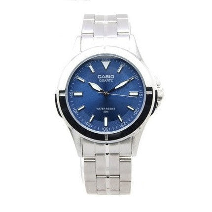 Casio Enticer MTP1214A-2AVDF Analog Steel Watch - www.hirawatch.com - 1