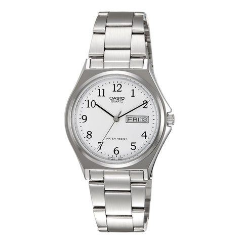 Casio Enticer MTP1303D-7BVDF Analog Steel Watch - www.hirawatch.com - 1