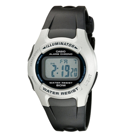 Casio W42H-1AV Digital Chronograph Watch - www.hirawatch.com - 1