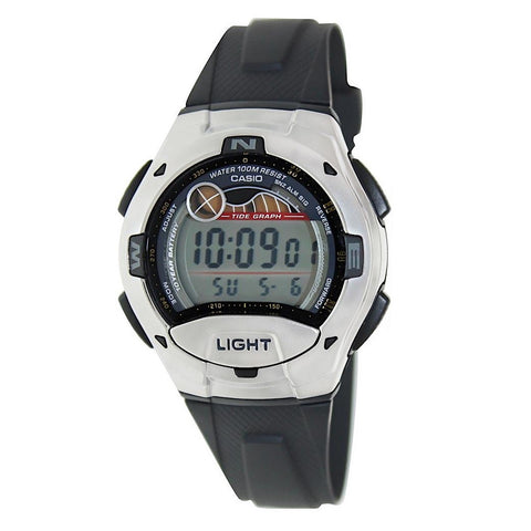 Casio W753-1AVES Digital Sports Watch
