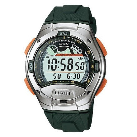 Casio Youth W753-3AVDF Digital Watch - www.hirawatch.com - 1