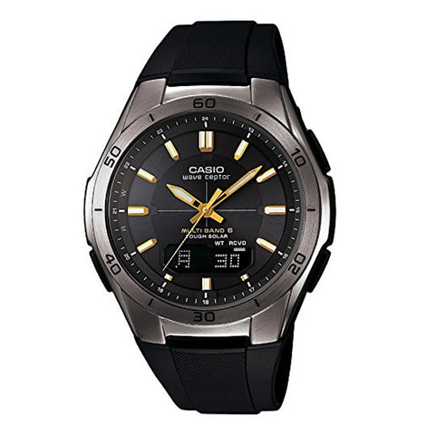Casio Wave Ceptor WVAM640B-1A2ER Analog Digital Watch - www.hirawatch.com - 1