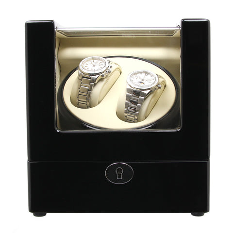Time Tutelary Dual Watch Winder for Automatic watches