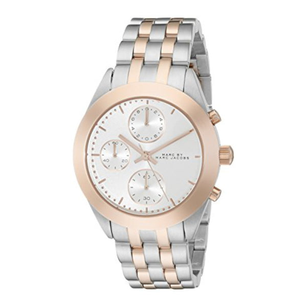 Marc by Marc Jacobs Women's MBM3369 Two-Tone Stainless Steel Bracelet Watch