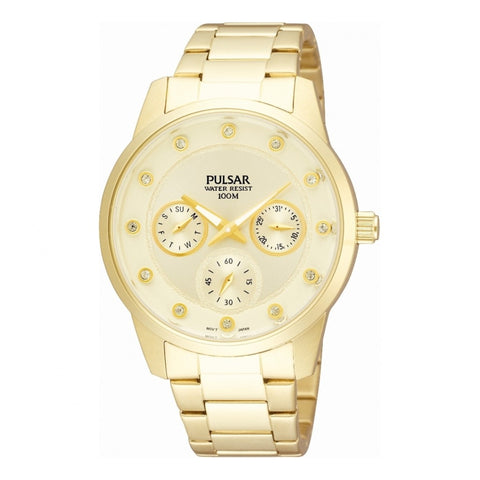 Ladies Pulsar Watch PP6074X1