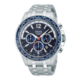 Pulsar Men's Quartz Watch Sport PT3579X1 with Metal Strap