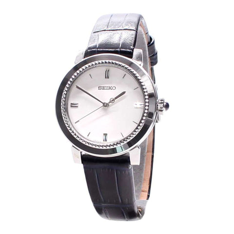Ladies Analog Casual Quartz Seiko Watch SRZ451P1