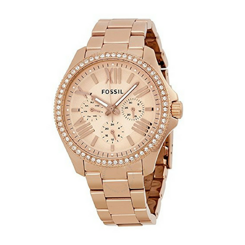 Fossil AM4483 Cecila Analog Watch   For Women
