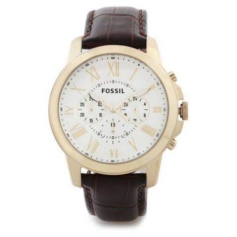 Fossil FS4767 GRANT Analog Watch   For Men