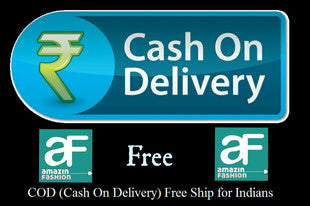 COD (Cash On Delivery) Free for Indians