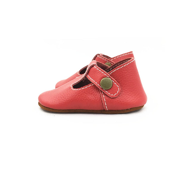 SALE - POPPY-  Minimalist Mary Janes