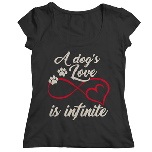 A Dogs Love Is Infinite
