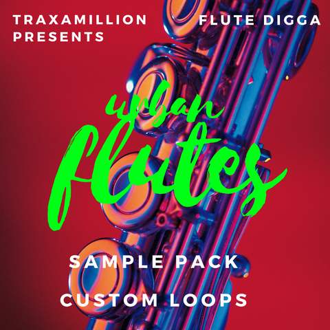 THE URBAN FLUTE SAMPLE PACK
