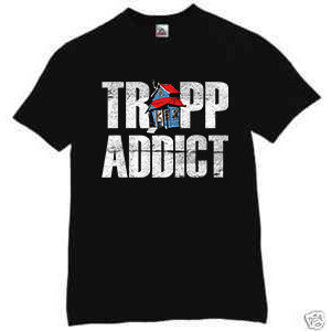 Black Trapp Addict T-Shirt