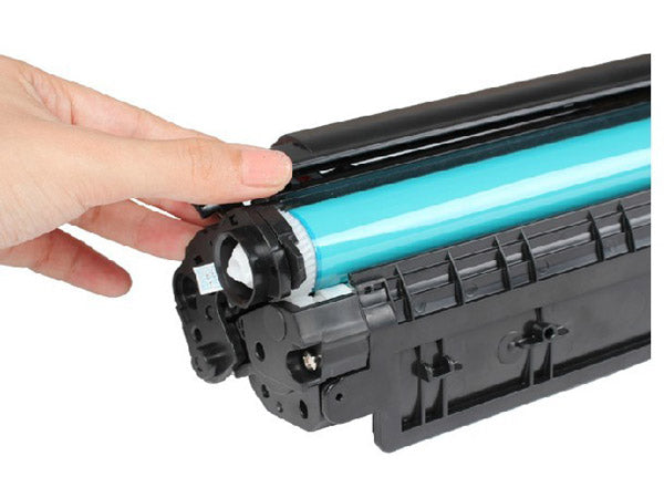 How do you fix most problems with conventional toner cartridges?