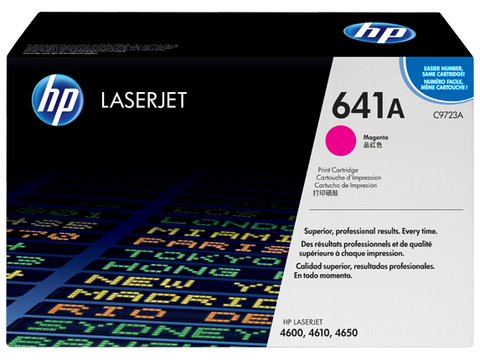 HP 641A Magenta Original LaserJet Toner Cartridge