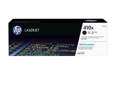 HP 410X High Yield Black Original LaserJet Toner Cartridge