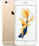 Apple iPhone 6s plus Refurbished Gold
