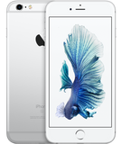 Apple iPhone 6s plus Refurbished Silver