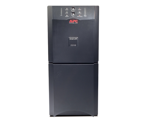 APC Smart-UPS 2200VA USB & Serial 120V SUA2200