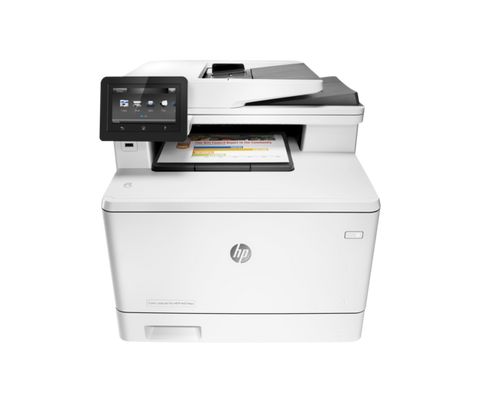 HP Color LaserJet Pro MFP M477fdw Model CF379A