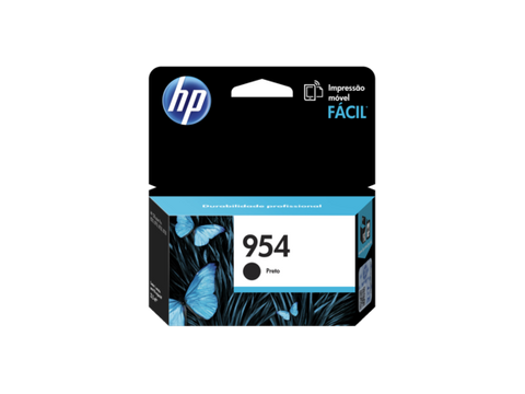 HP 954 Black Original Ink Cartridge (L0S59AL)