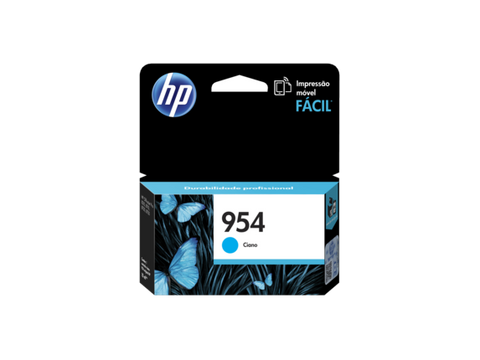 HP 954 Cyan Original Ink Cartridge (L0S50AL)