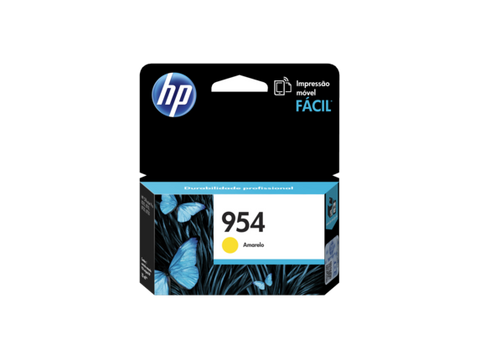 HP 954 Yellow Original Ink Cartridge (L0S56AL)