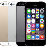 Apple iPhone 5s Refurbished Gold Silver Space Gray
