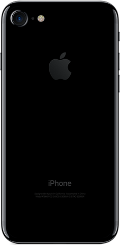 Apple iPhone 7 Refurbished Jet Black