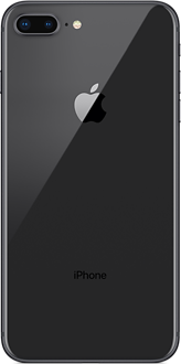 Apple iPhone 8 Plus Space Gray