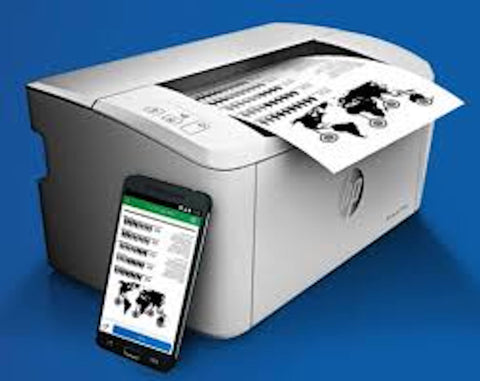 HP LaserJet Pro M15w Printer| HP® Part # W2G51A No Tax Free Same Day Shipping** by 5pm ET
