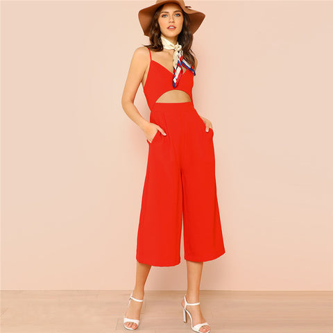 Intrigue jumpsuit