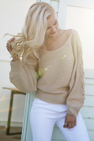 Buttercup sweater