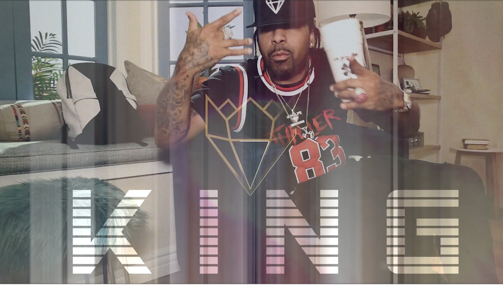 "LIL' FLIP DROPS 'G' EP  AND ""BATTLEFIELD"" MUSIC VIDEO PREMIERES ON CLOVER G TV"