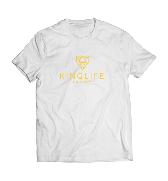 WHITE KINGLIFE SHIRTS