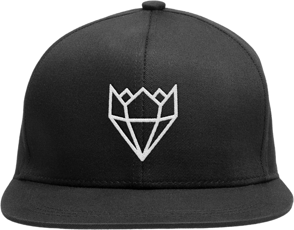 BLACK/WHITE KINGLIFE SNAPBACK