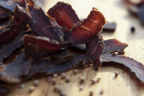 BEEF BILTONG THIN SLICES